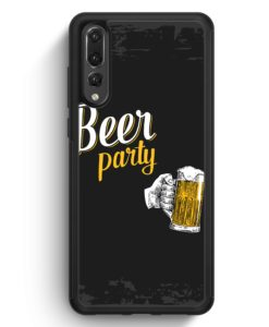 Huawei P20 Pro Hülle Silikon - Beer Bier Party