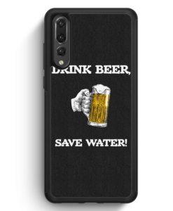 Huawei P20 Pro Hülle Silikon - Drink Beer