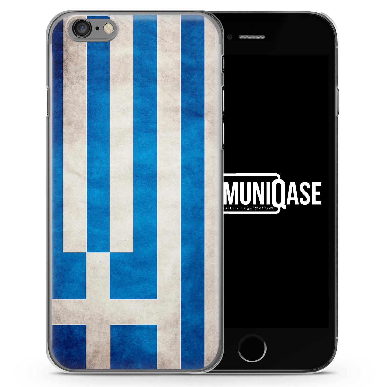 Griechenland Hellas - Slim Handyhülle für iPhone 6 Plus & 6s Plus