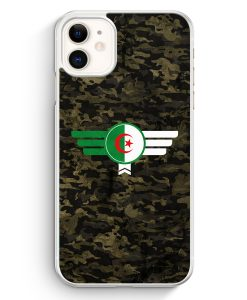iPhone 11 Hardcase Hülle - Algerien Algeria Camouflage