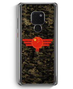 Huawei Mate 20 Hardcase Hülle - China Camouflage