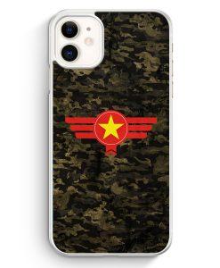 iPhone 11 Hardcase Hülle - Vietnam Camouflage