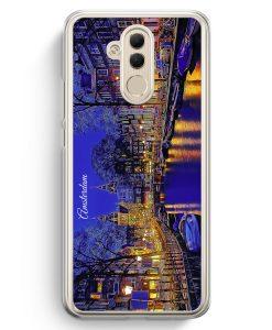 Huawei Mate 20 Lite Hardcase Hülle - Panorama Amsterdam