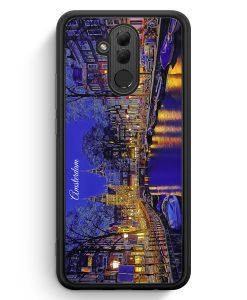 Huawei Mate 20 Lite Silikon Hülle - Panorama Amsterdam