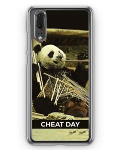 Huawei P20 Hülle Hardcase - Cheat Day Panda