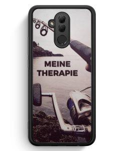 Huawei Mate 20 Lite Silikon Hülle - Meine Therapie Angeln Angler