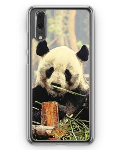 Huawei P20 Hülle Hardcase - Panda Front