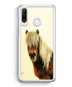 Huawei P30 Lite Hardcase Hülle - Schönes Pferd
