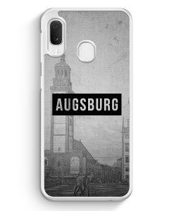 Samsung Galaxy A20e Hardcase Hülle - SW Augsburg