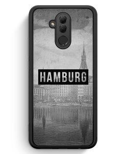 Huawei Mate 20 Lite Silikon Hülle - SW Hamburg
