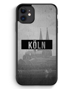 iPhone 11 Silikon Hülle - SW Köln