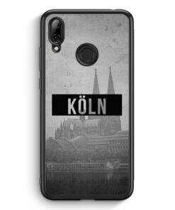 Huawei Y7 (2019) Silikon Hülle - SW Köln