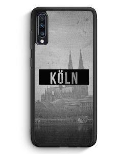 Samsung Galaxy A70 Silikon Hülle - SW Köln