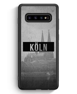 Samsung Galaxy S10e Silikon Hülle - SW Köln