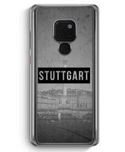 Huawei Mate 20 Hardcase Hülle - SW Stuttgart