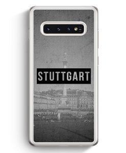 Samsung Galaxy S10+ Plus Hardcase Hülle - SW Stuttgart