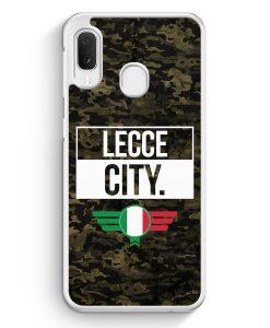 Samsung Galaxy A20e Hardcase Hülle - Lecce City Camouflage Italien