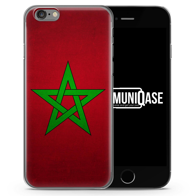 Marokko Morocco - Slim Handyhülle für iPhone 6 Plus & 6s Plus
