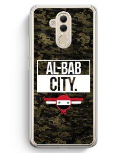 Huawei Mate 20 Lite Hardcase Hülle - Al Bab City Camouflage Syrien