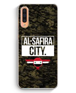 Samsung Galaxy A50 Hardcase Hülle - Al Safira City Camouflage Syrien