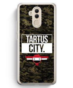 Huawei Mate 20 Lite Hardcase Hülle - Tartus City Camouflage Syrien
