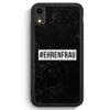 iPhone XR Silikon Hülle - #Ehrenfrau