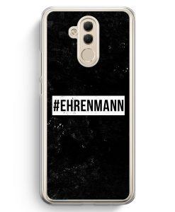 Huawei Mate 20 Lite Hardcase Hülle - #Ehrenmann