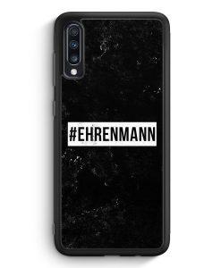 Samsung Galaxy A40 Silikon Hülle - #Ehrenmann