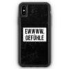 iPhone XS Max Silikon Hülle - Ewwww