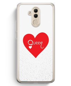 Huawei Mate 20 Lite Hardcase Hülle - Queen Spielkarten #02
