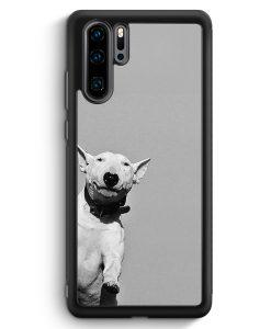 Huawei P30 Pro Silikon Hülle - SW Bullterrier