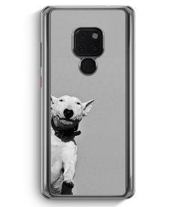 Huawei Mate 20 Hardcase Hülle - SW Bullterrier
