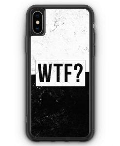iPhone XS Max Silikon Hülle - WTF?