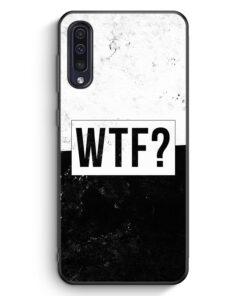 Samsung Galaxy A50 Silikon Hülle - WTF?