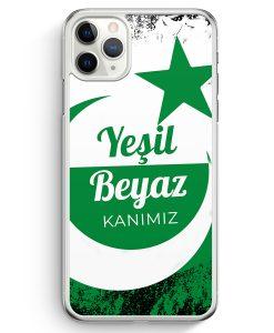 iPhone 11 Pro Hardcase Hülle - Yesil Beyaz Kanimiz Türkei Türkiye