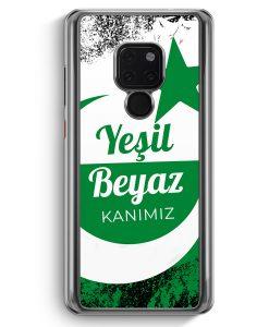 Huawei Mate 20 Hardcase Hülle - Yesil Beyaz Kanimiz Türkei Türkiye