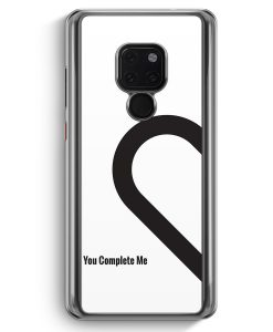 Huawei Mate 20 Hardcase Hülle - You Complete Me #01