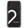 iPhone XS Max Silikon Hülle - You Complete Me #02