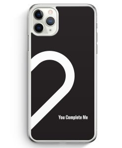 iPhone 11 Pro Hardcase Hülle - You Complete Me #02