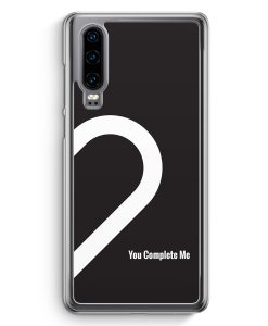 Huawei P30 Hardcase Hülle - You Complete Me #02