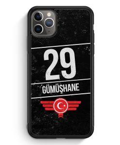 iPhone 11 Pro Silikon Hülle - Gümüshane 29