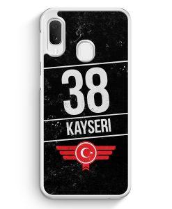 Samsung Galaxy A20e Hardcase Hülle - Kayseri 38