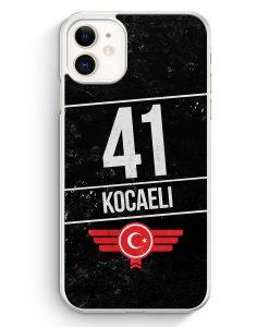 iPhone 11 Hardcase Hülle - Kocaeli 41