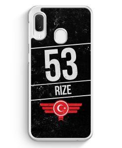 Samsung Galaxy A20e Hardcase Hülle - Rize 53