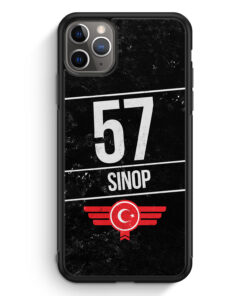 iPhone 11 Pro Silikon Hülle - Sinop 57