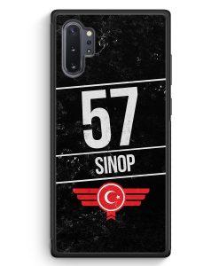 Samsung Galaxy Note 10+ Plus Silikon Hülle - Sinop 57