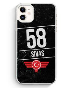 iPhone 11 Hardcase Hülle - Sivas 58