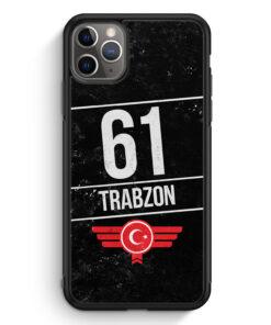 iPhone 11 Pro Max Silikon Hülle - Trabzon 61