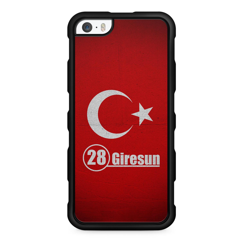 Giresun 28 Türkiye Türkei - Silikon Handyhülle für iPhone SE