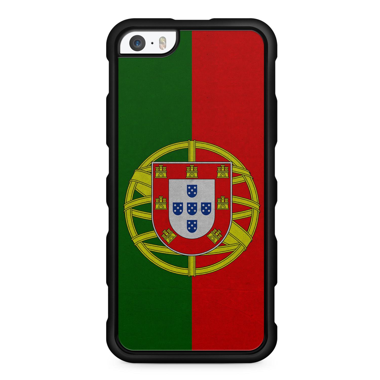 portugal flagge neu silikon handyh lle f r iphone se. Black Bedroom Furniture Sets. Home Design Ideas